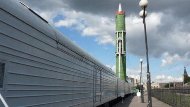 Nga thử nghiệm 'đoàn tàu tử thần' vào năm 2019