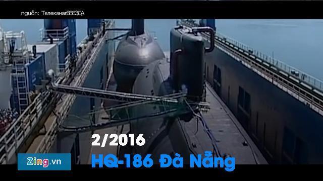 Khả năng tác chiến của 6 tàu ngầm Kilo Việt Nam