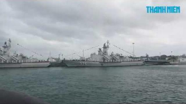 Bước tiến lớn của Hải quân Việt Nam