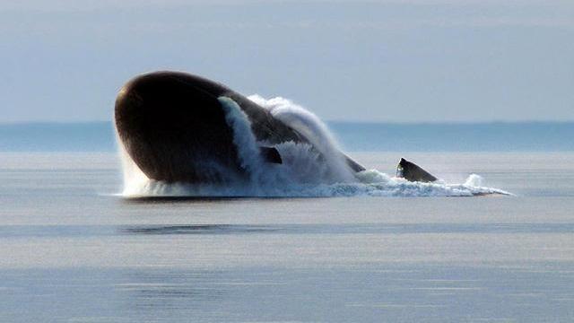 """Sức mạnh """"đáng nể"""" của hạm đội tàu ngầm Nga"""