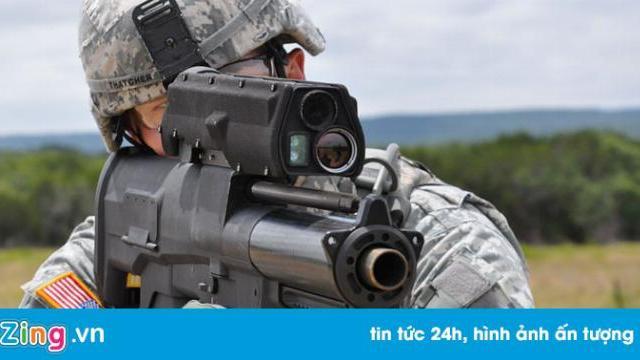 Quân đội Mỹ bỏ súng phóng lựu thông minh XM25 vì quá đắt
