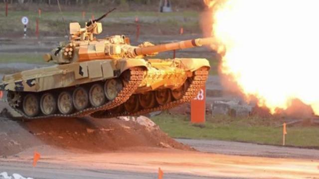 Sức mạnh xe tăng T-90S của Việt Nam