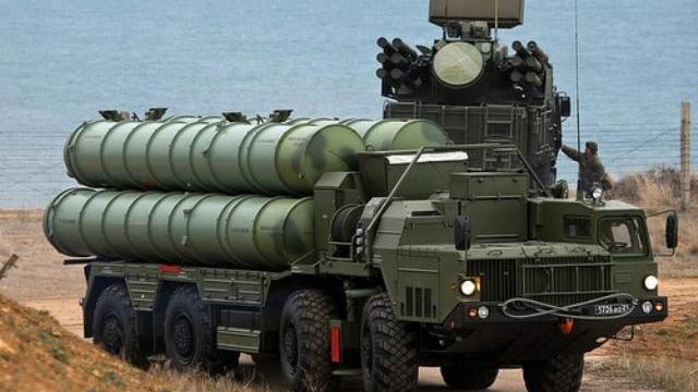 Các tổ hợp phòng không Nga tham gia tập trận Vostok-2018
