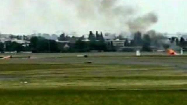 Một vụ tai nạn máy bay Su-30