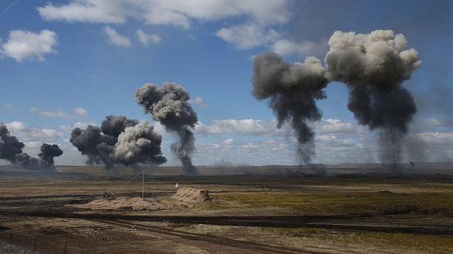 Sức mạnh quân sự vượt trội của Nga trong cuộc tập trận lịch sử