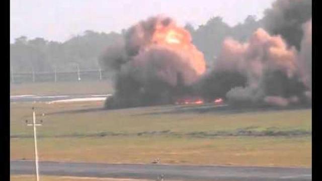 Một vụ tai nan máy bay MiG 27