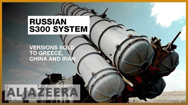 Russia to send S 300 missile defence systems to Syria Al Jazeera