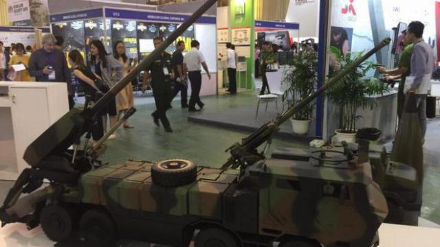 Pháp chào hàng phiên bản mới nhất của pháo tự hành CAESAR cho Việt Nam?