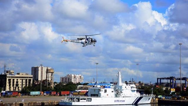 Tàu Cảnh sát biển Việt Nam lần đầu tiên thăm Ấn Độ