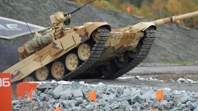 Xe tăng T-90 - Ngày về rất gần: Nức lòng người yêu quân sự Việt Nam