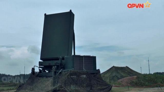 Giới thiệu radar ELM-2084