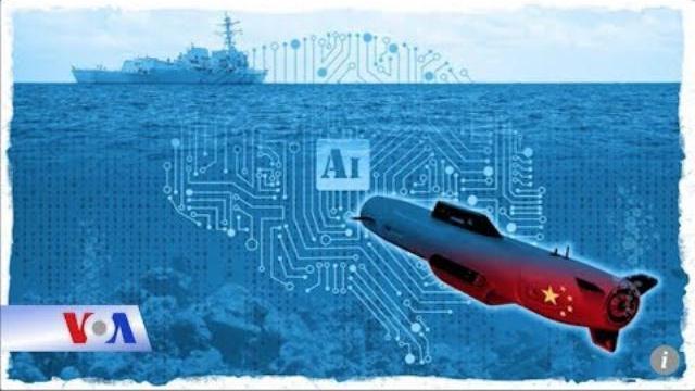 Trung Quốc phát triển hạm đội tàu ngầm không người lái