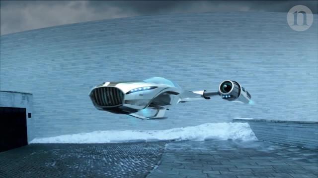 Mỹ thử nghiệm thành công máy bay không cần động cơ