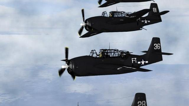 Phi đội gồm 5 máy bay ném bom và ngư lôi Grumman TBM Avenger của Hải quân Mỹ mất tích bí ẩn
