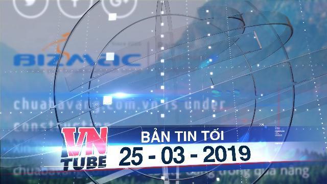 Bản tin VnTube tối 25-03-2019: Tạm dừng hoạt động website của chùa Ba Vàng