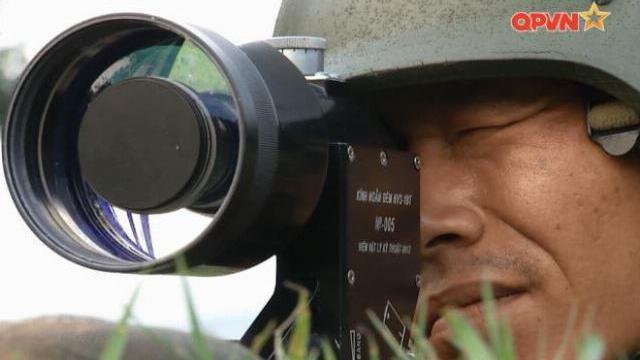 """Chế tạo thành công thiết bị nhìn """"xuyên đêm"""" của súng bắn tỉa"""