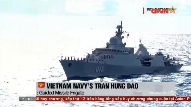 """Bộ đôi ngư lôi """"khủng"""" của Hải quân Việt Nam đáng gờm đến mức.mp4"""