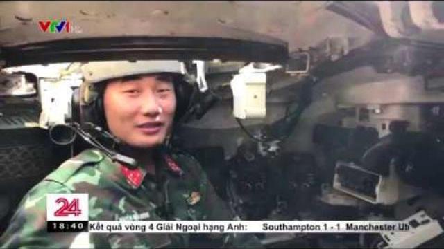 Hệ thống điều khiển hỏa lực T-54M Việt Nam sánh ngang T-90S