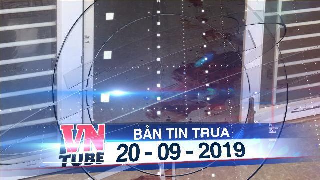 Bản tin VnTube trưa 20-09-2019: Em dùng súng bắn chị dâu, anh ruột vì tranh chấp đất đai