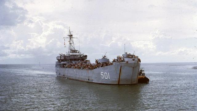 Hải quân Việt Nam sáng tạo, tăng niên hạn thành công cho tàu.mp4