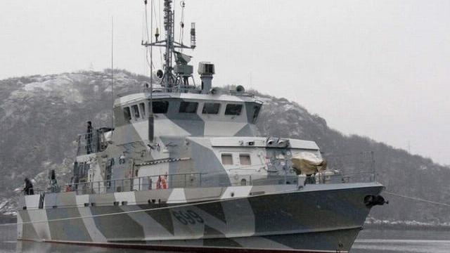 Tàu tuần tra chống biệt kích phá hoại Dự án 21980 lớp Grachonok của Hải quân Nga