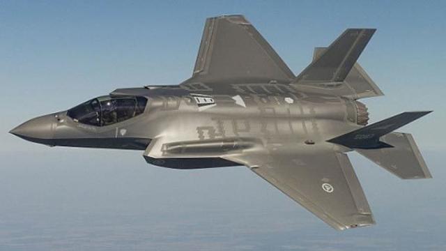Tiêm kích F-35 Con quái vật tàng hình, đỉnh cao công nghệ Mỹ.mp4