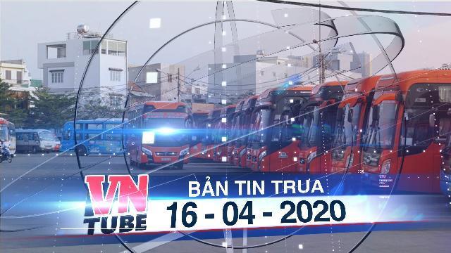 TP.HCM tiếp tục tạm dừng xe khách, buýt và taxi