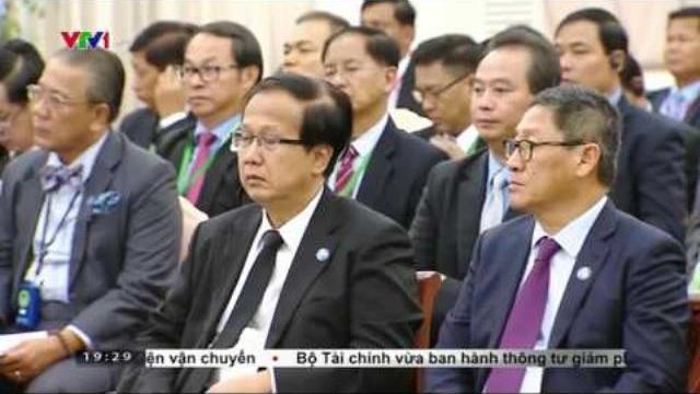 Tuyên bố chung hội nghị câp cao CLV9