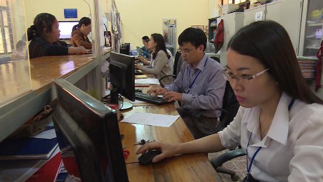 Nam Định đẩy mạnh liên thông văn bản điện tử ba cấp hành chính