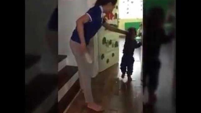 Giáo viên trường Mầm non Sen Vàng đánh đập các cháu nhỏ gây phẫn nộ