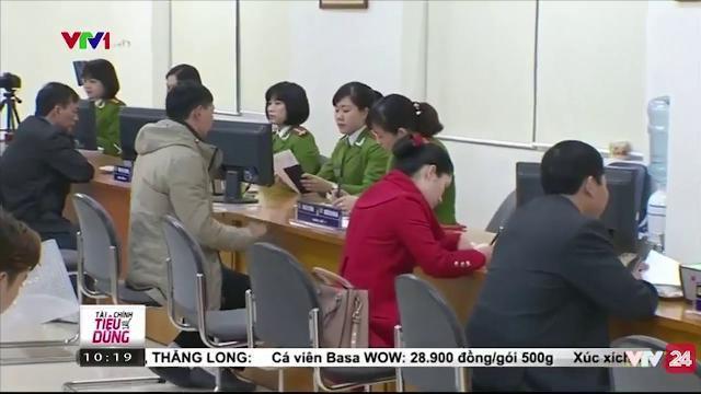 Miễn phí cấp mới căn cước công dân | VTV24