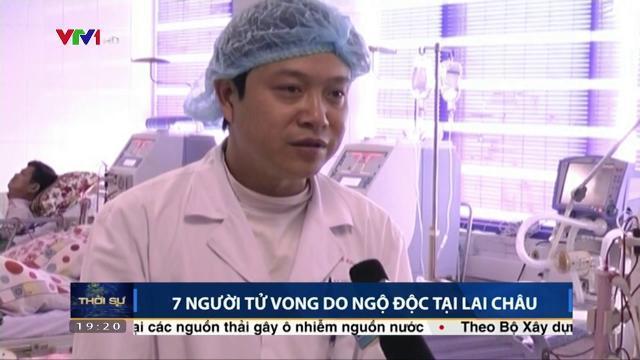 7 người tử vong do ngộ độc tại Lai Châu