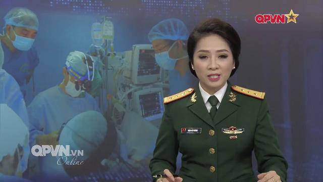 Việt Nam thực hiện ca ghép phổi đầu tiên từ người cho sống