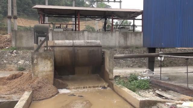 Cao Bằng: Nhà máy tinh bột sắn liên tục xả thải làm ô nhiễm môi trường