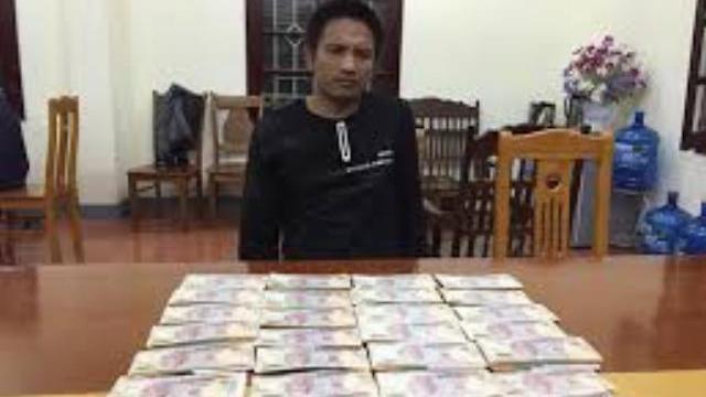 200 triệu đồng tiền giả bị phát hiện