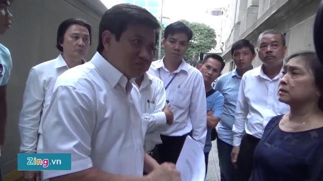 Phó chủ tịch Hải nói lý do dẹp vọng gác Ngân hàng Nhà nước