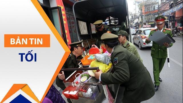 Hà Nội: Xử lý lấn chiếm vỉa hè tại phố trung tâm | VTC