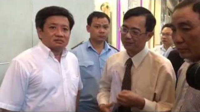 Phó chủ tịch Đoàn Ngọc Hải từ chối thẳng lời xin được du di của quản lý khách sạn New World