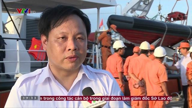Tìm thấy nhiều thi thể thuyền viên tàu Hải Thành 26