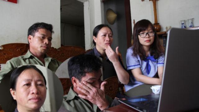 Tìm đến nhà Trinh 'cụt' ở Thanh Hóa