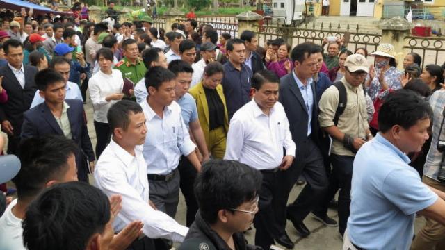 Thả 19 người, không truy cứu trách nhiệm hình sự dân Đồng Tâm 3