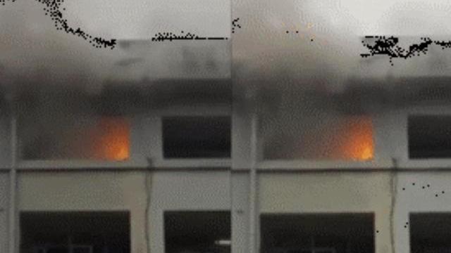 Cháy bệnh viện đa khoa Tuyên Quang, hơn 500 bệnh nhân phải sơ tán