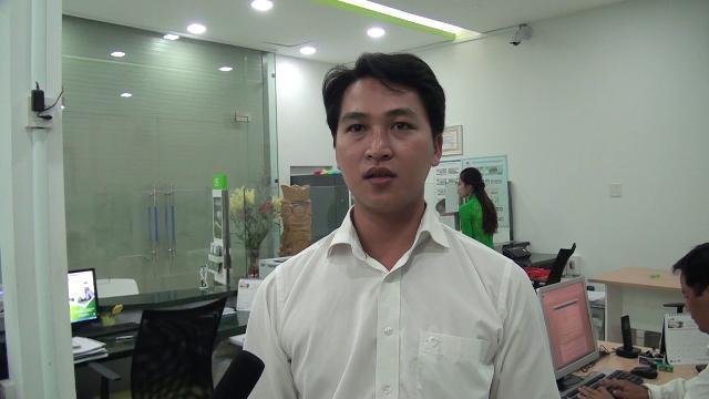 Lời kể của nhân viên về vụ cướp xảy ra tại Ngân hàng Vietcombank