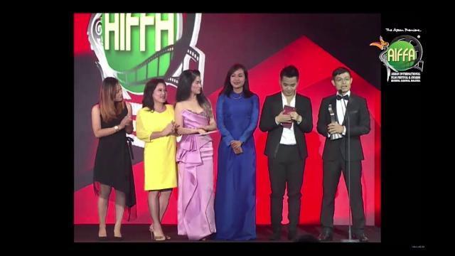"""Phim """"Đảo của dân ngụ cư"""" nhận giải """"Phim hay nhất"""" tại Liên hoan phim quốc tế ASEAN - AIFFA 2017"""