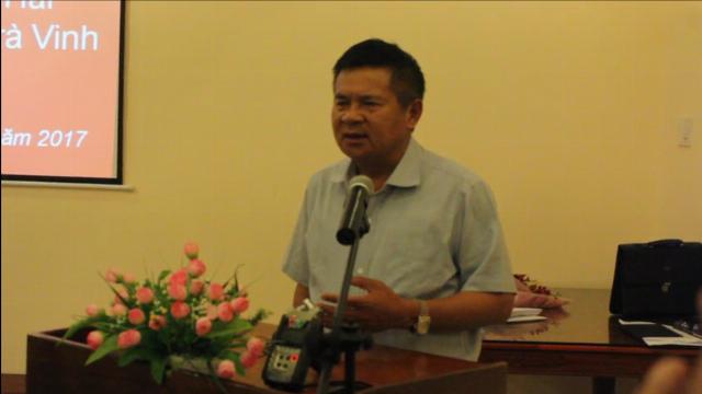 Thiếu tướng Hồ Sỹ Tiến, Cục trưởng Cục Cảnh sát hình sự (Bộ Công an) thông tin hành trình phá án của vụ cướp ngân hàng ở Trà Vinh