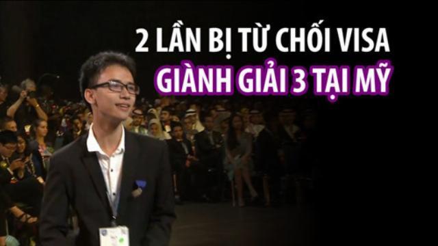 Cánh tay robot của cậu học trò Quảng Trị đạt giải tại Mỹ
