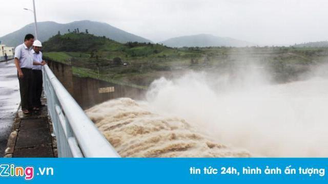 4 học sinh Phú Yên chết đuối: Thủy điện xả nước bất ngờ đến 360 m3/s