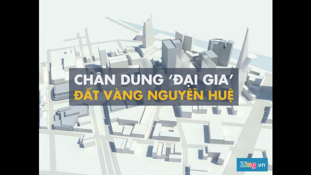 Chân dung 6 đại gia sở hữu đất vàng Nguyễn Huệ