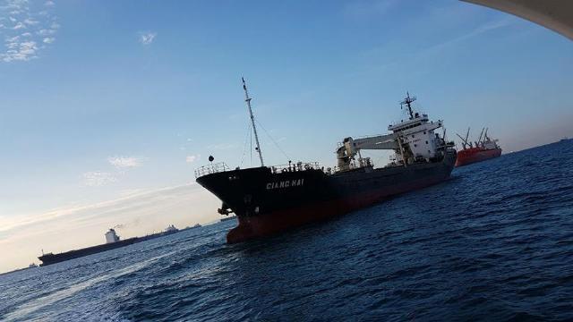 Tàu Royal 16 của Công ty Hoàng Gia đi Indonesia đã bị cướp biển bắt cóc