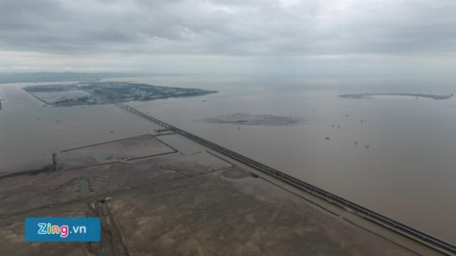 Yêu cầu giải trình sai sót kỹ thuật ở cầu vượt biển dài nhất Việt Nam